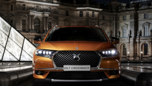 DS 7 Crossback Images