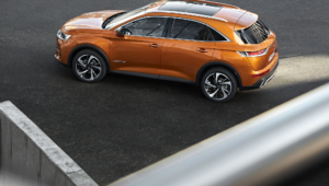 DS 7 Crossback Pictures
