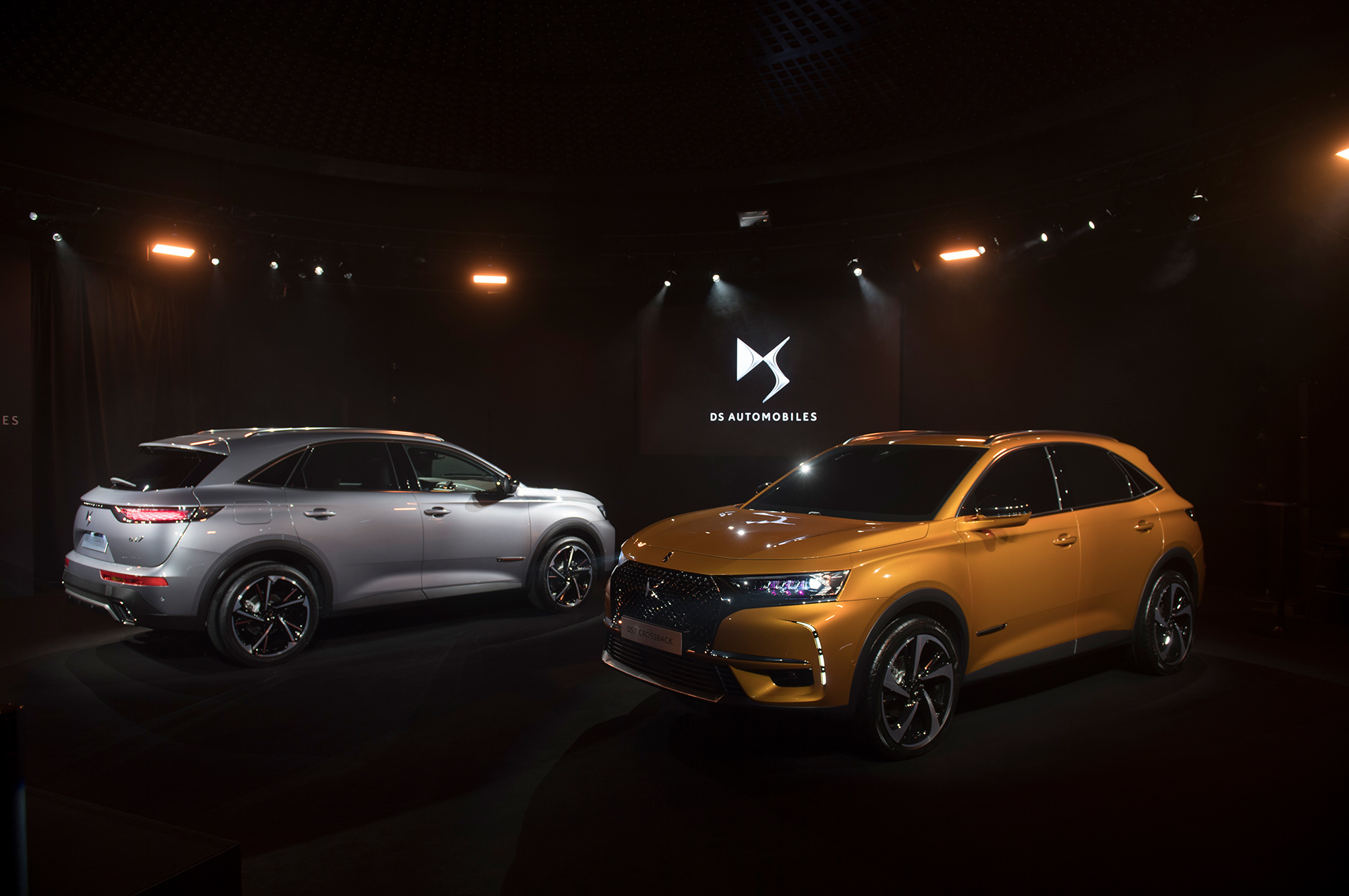 DS 7 Crossback Wallpapers