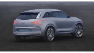 Hyundai FE Fuel Cell Images