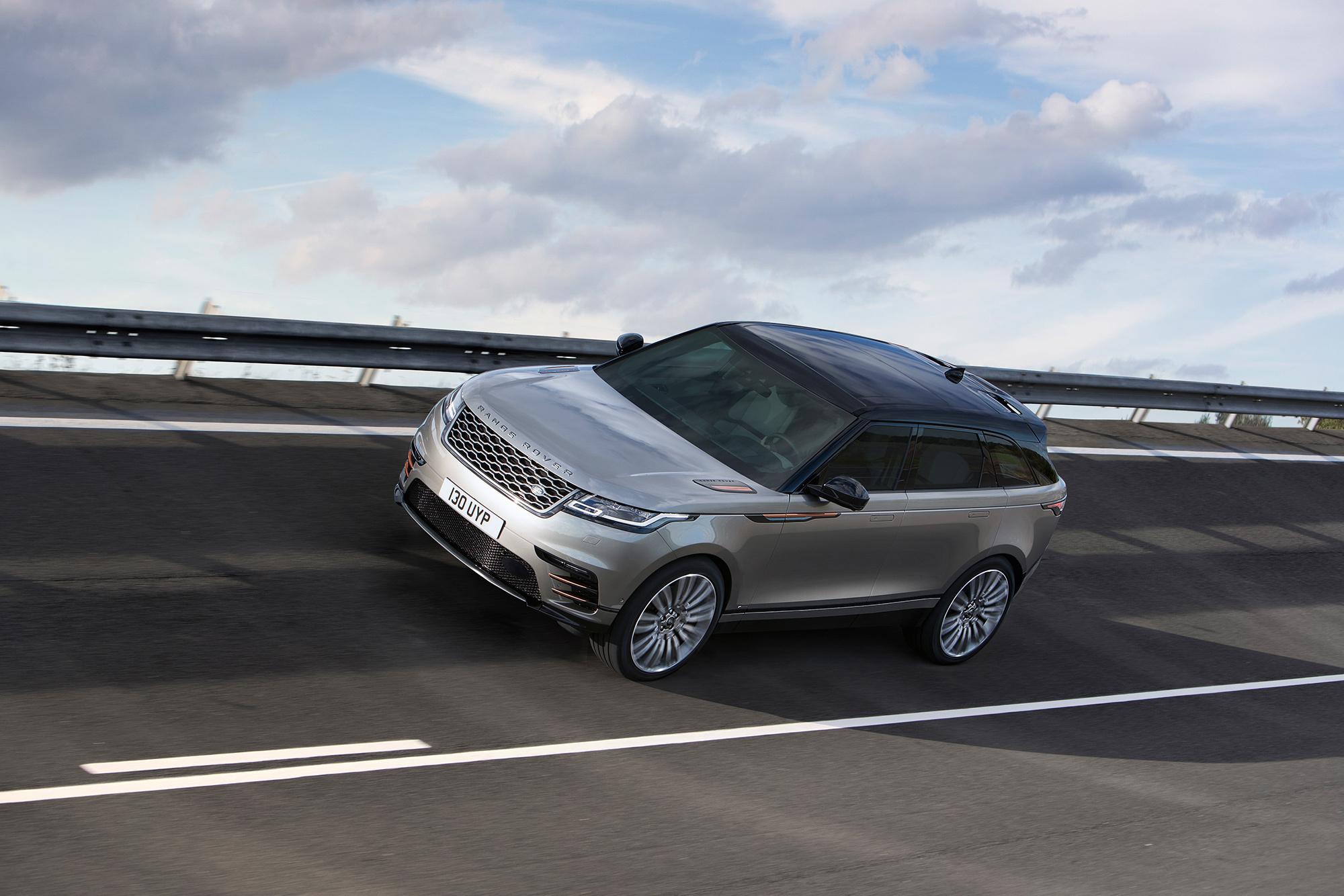Images Of Range Rover Velar