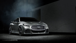 Infiniti Project Black S Wallpapers