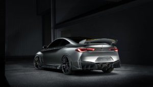 Infiniti Project Black S Wallpapers HD