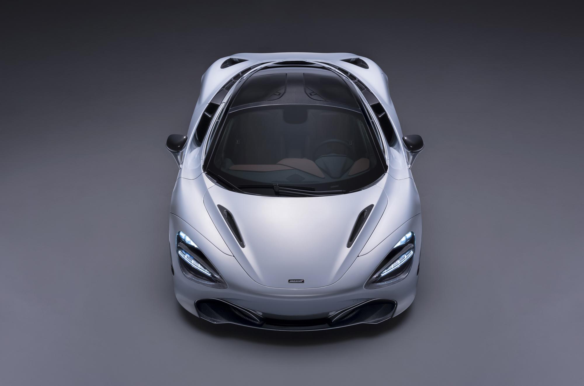McLaren 720S HD Background