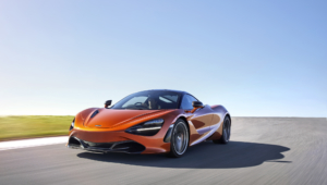 McLaren 720S HD Wallpaper
