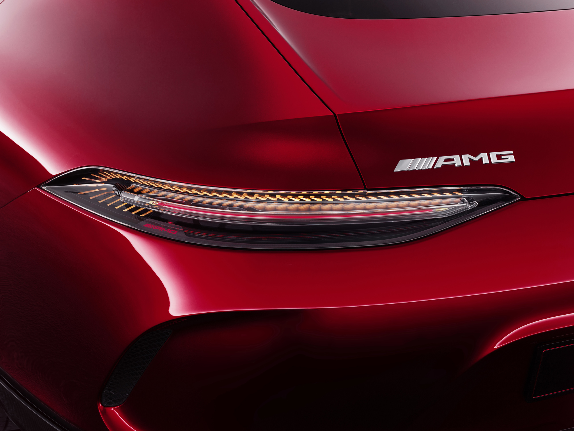 Mercedes AMG GT Concept HD Desktop