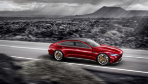 Mercedes AMG GT Concept Pictures