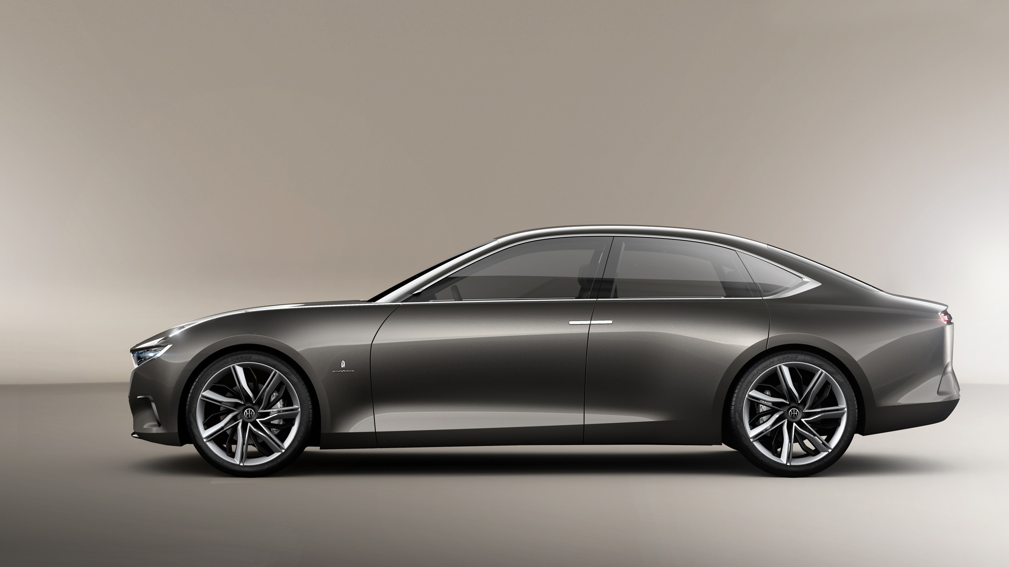 Pictures Of Hybrid Kinetic H600 By Pininfarina