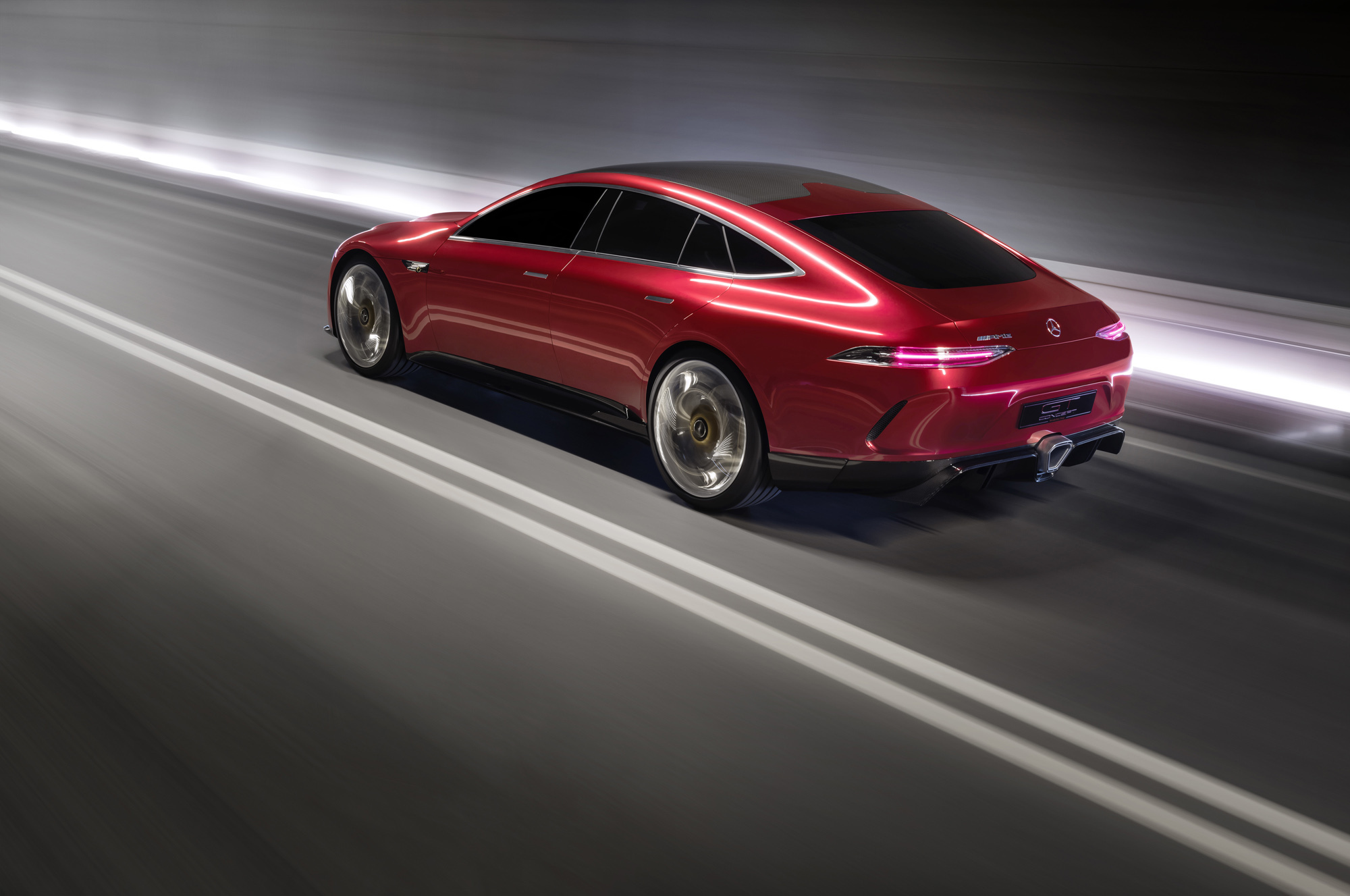 Pictures Of Mercedes AMG GT Concept