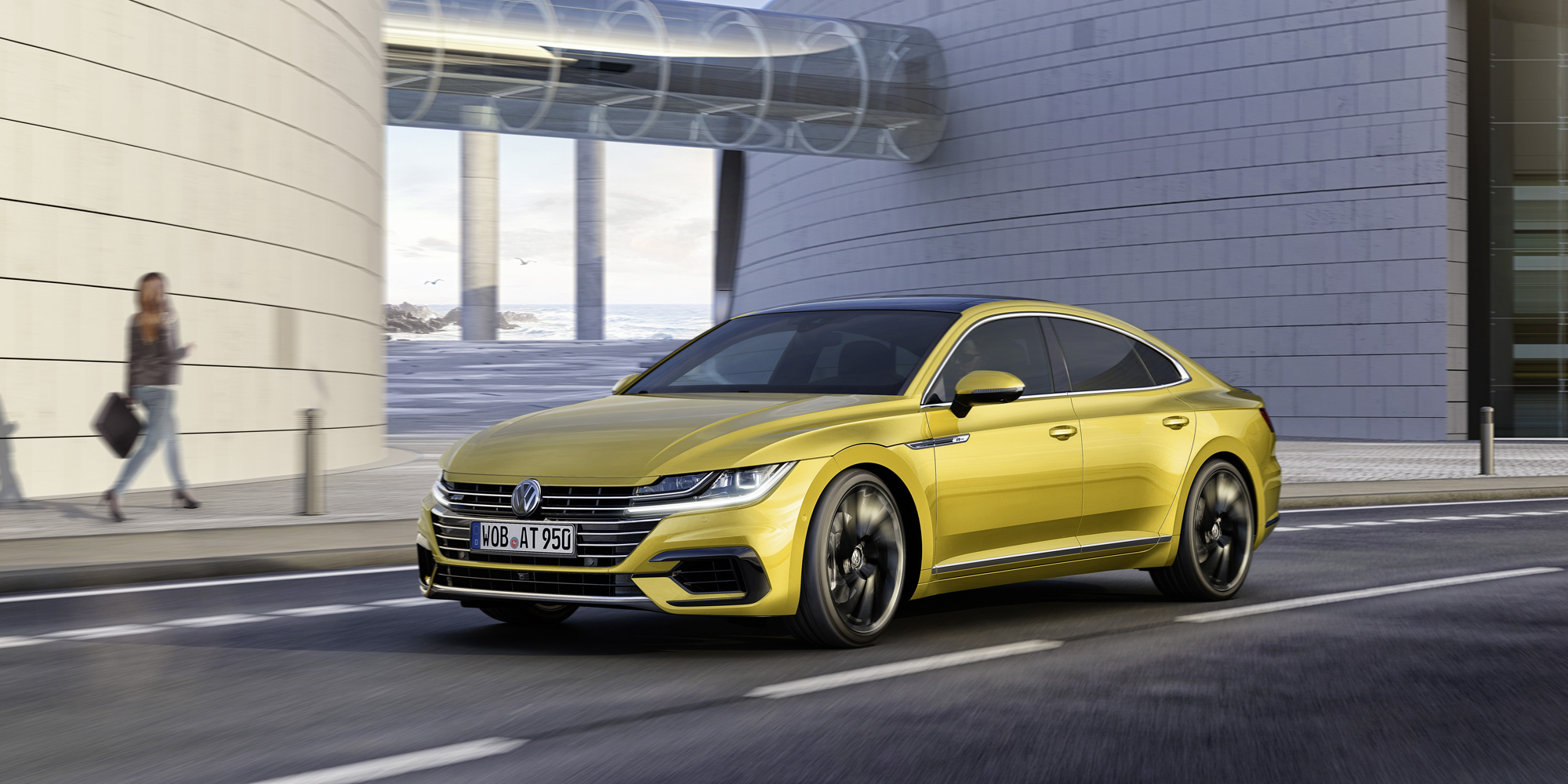 Pictures Of Volkswagen Arteon