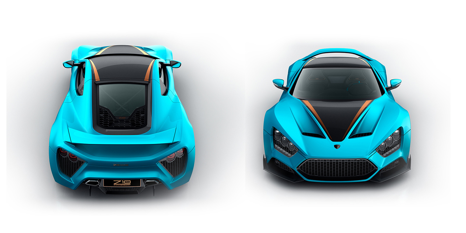 Pictures Of Zenvo TS1 GT Sleipnir