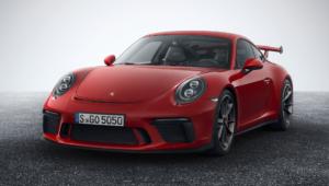 Porsche 911 GT3 Images