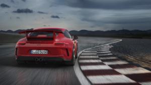 Porsche 911 GT3 Pictures