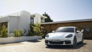 Porsche Panamera Sport Turismo HD Wallpaper