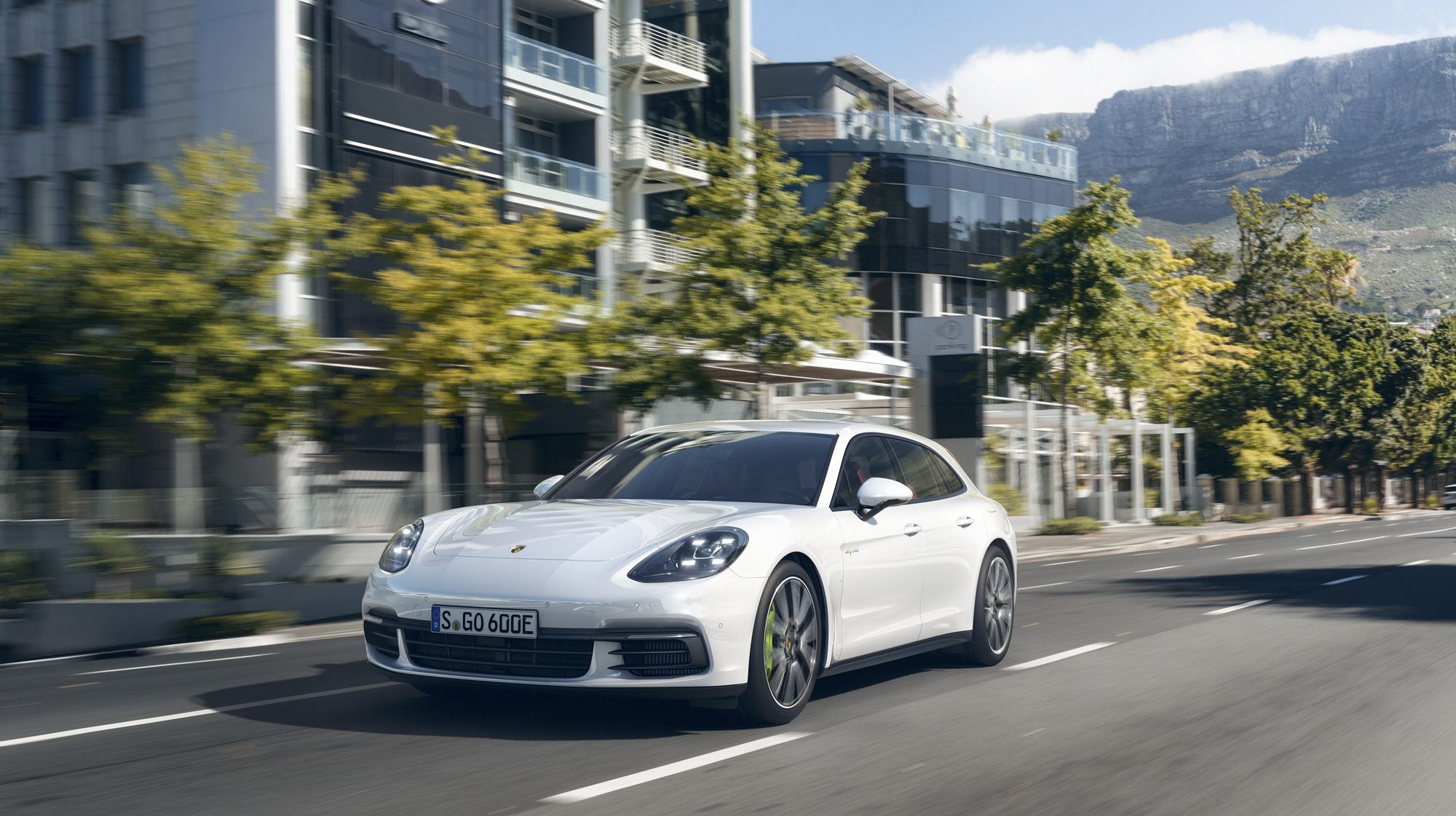 Porsche Panamera Sport Turismo High Quality Wallpapers