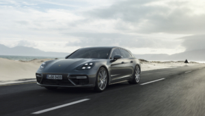 Porsche Panamera Sport Turismo Images