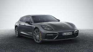 Porsche Panamera Sport Turismo Pictures