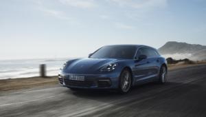 Porsche Panamera Sport Turismo Wallpaper