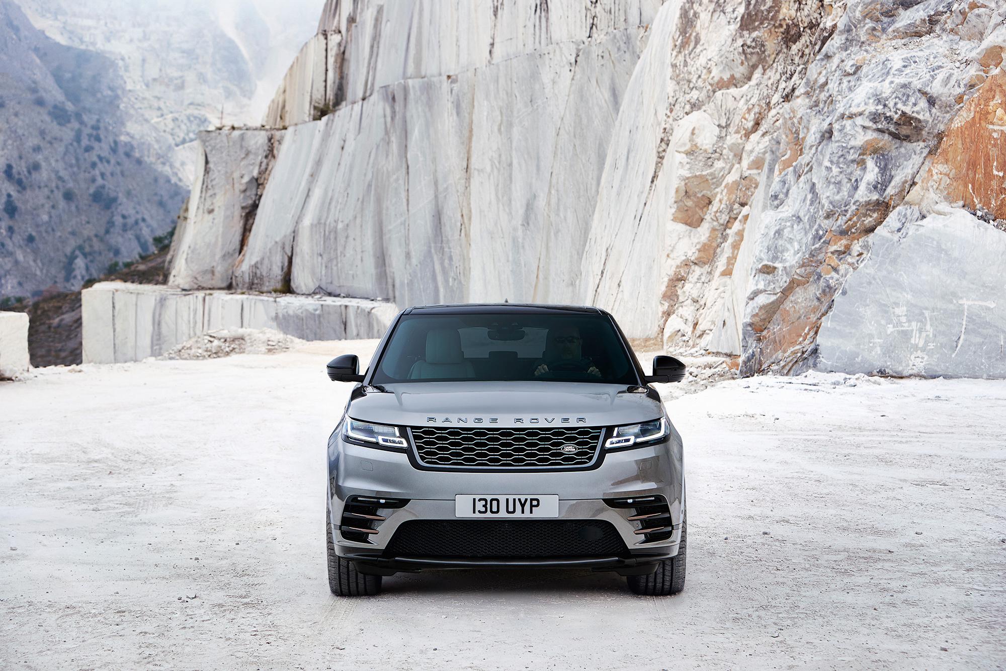 Range Rover Velar 4K