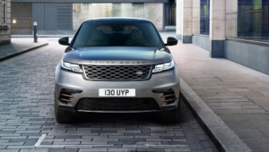 Range Rover Velar Background