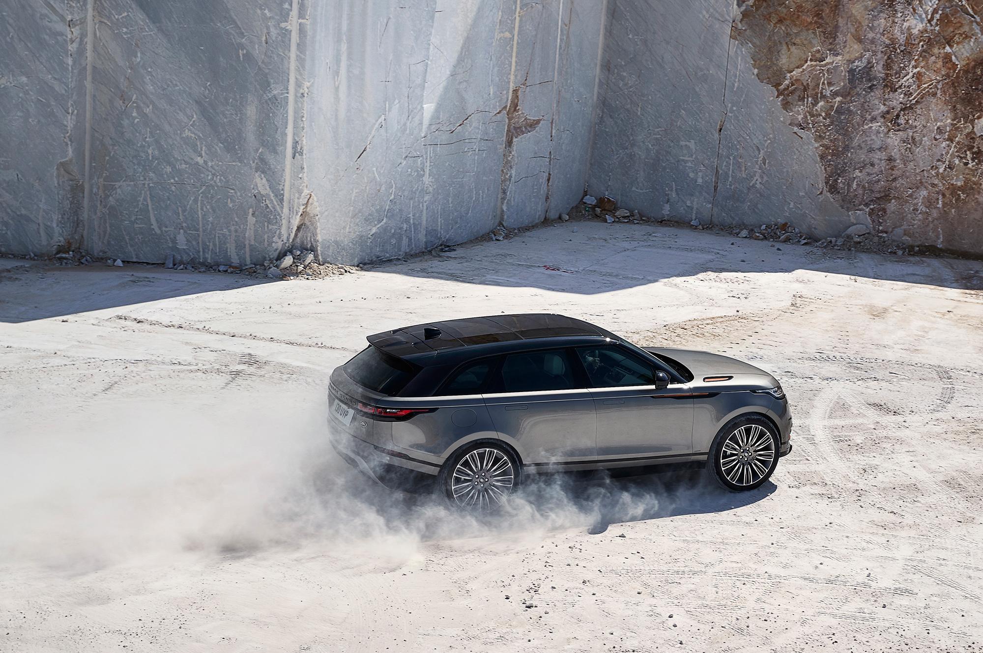 Range Rover Velar Computer Backgrounds