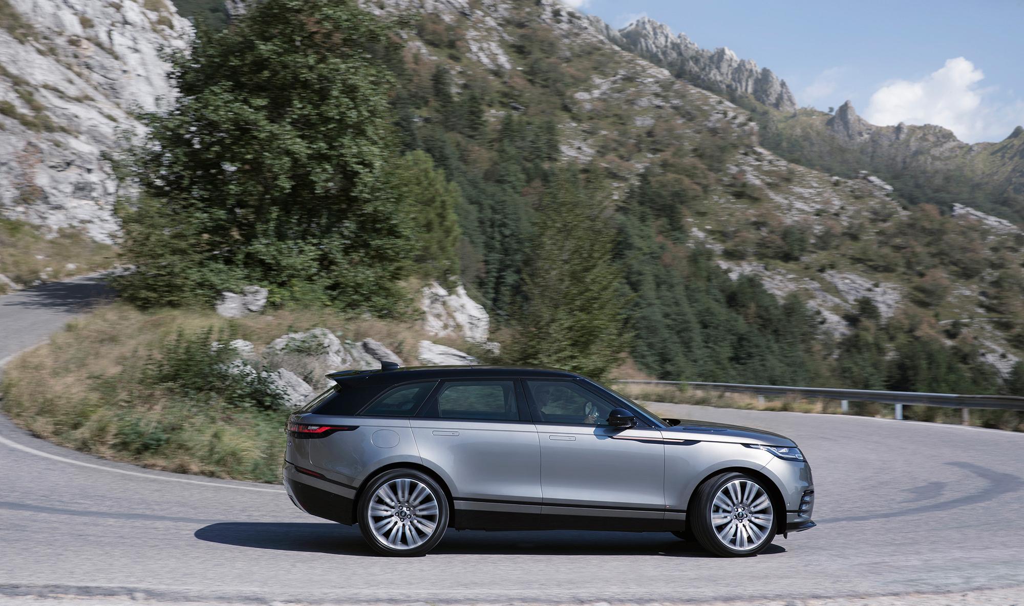 Range Rover Velar Download Free Backgrounds HD