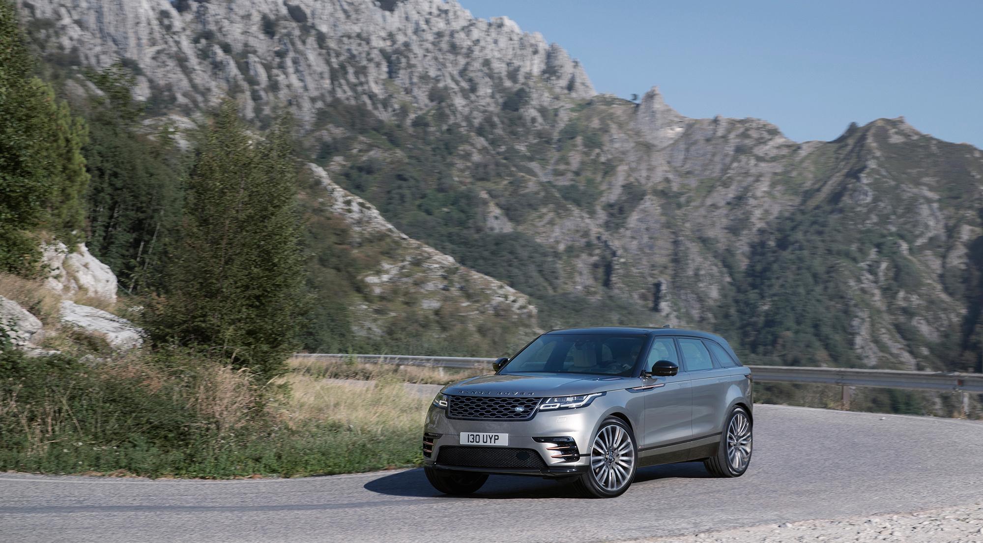 Range Rover Velar Free Download