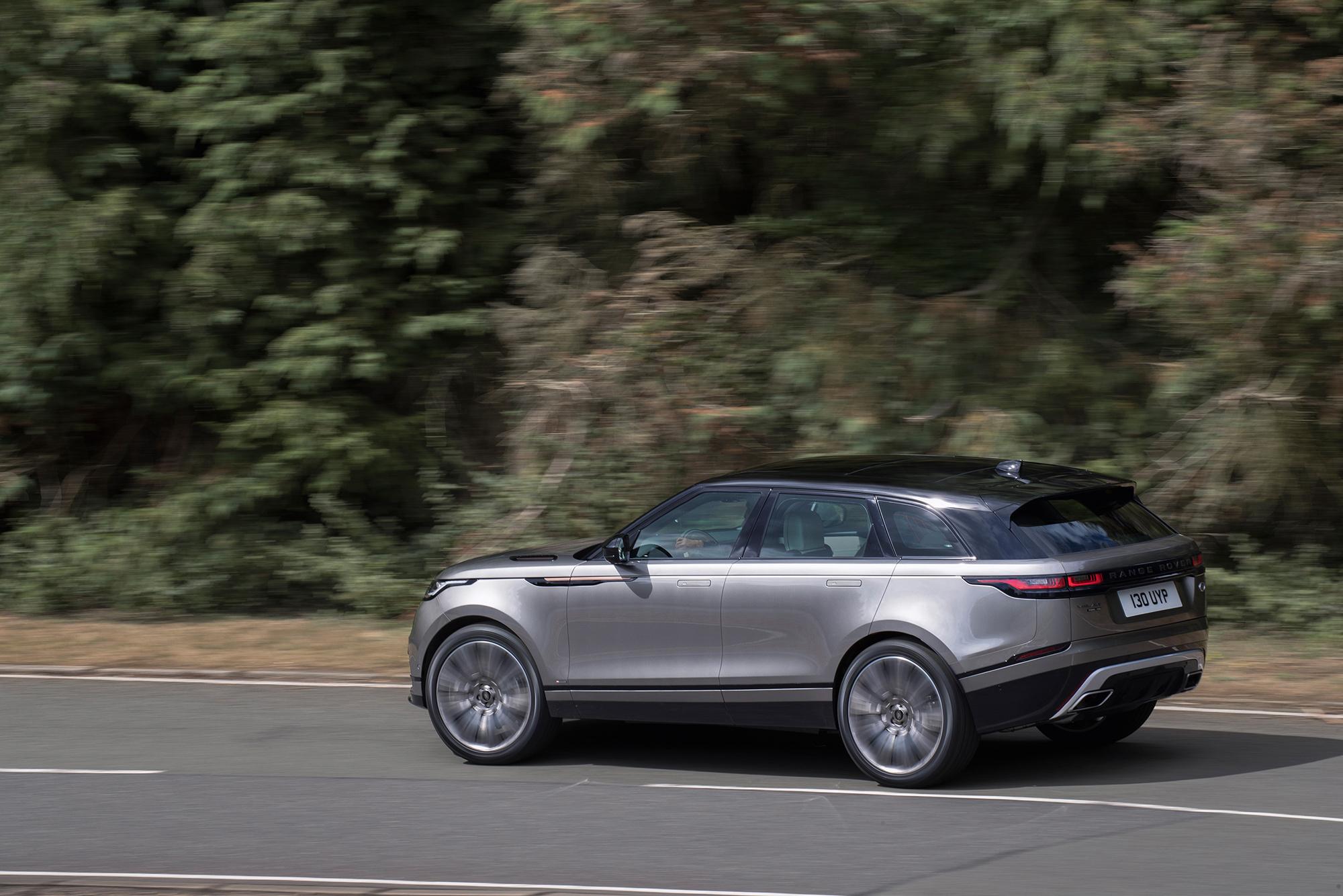 Range Rover Velar Free HD Wallpapers