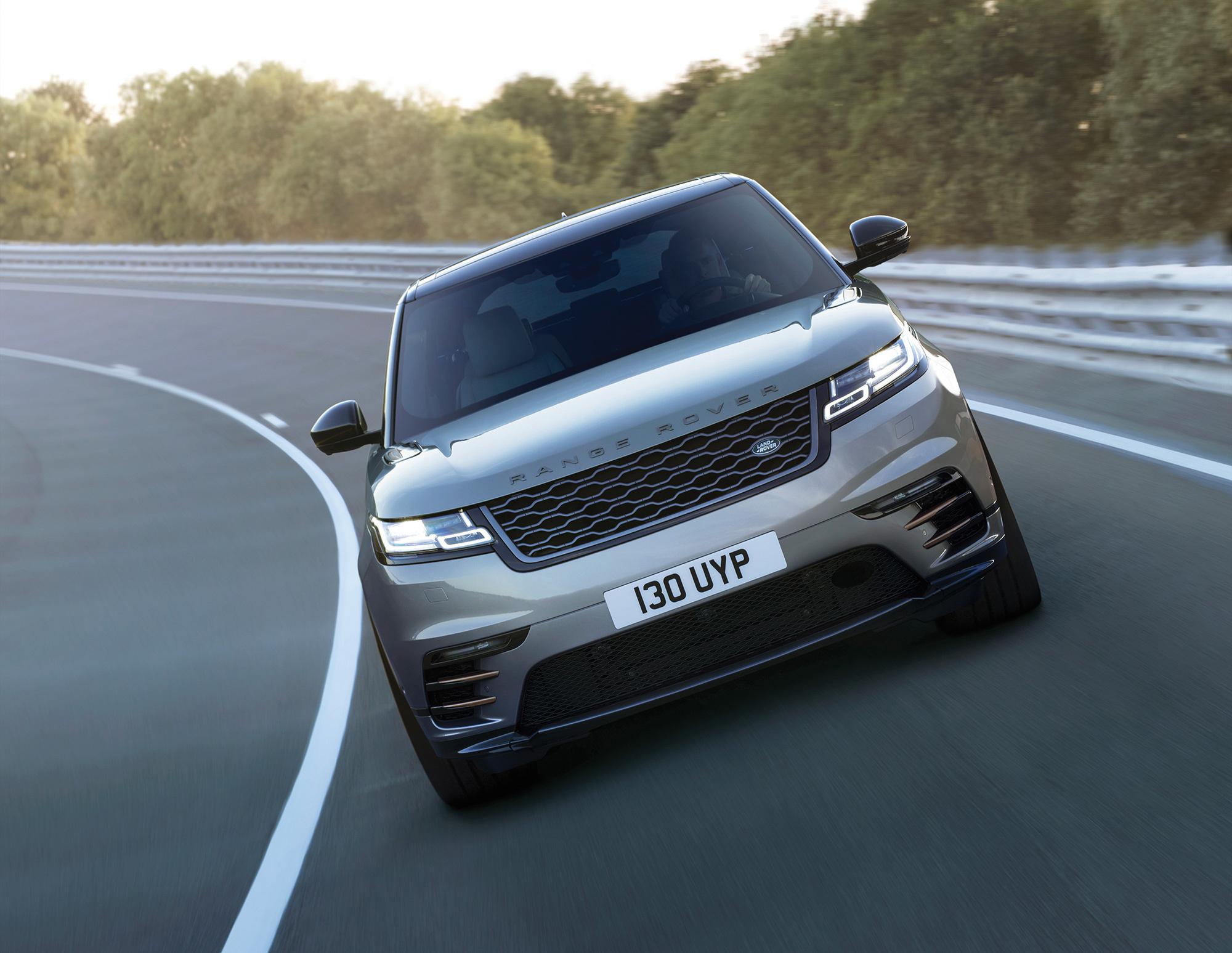 Range Rover Velar HD Background