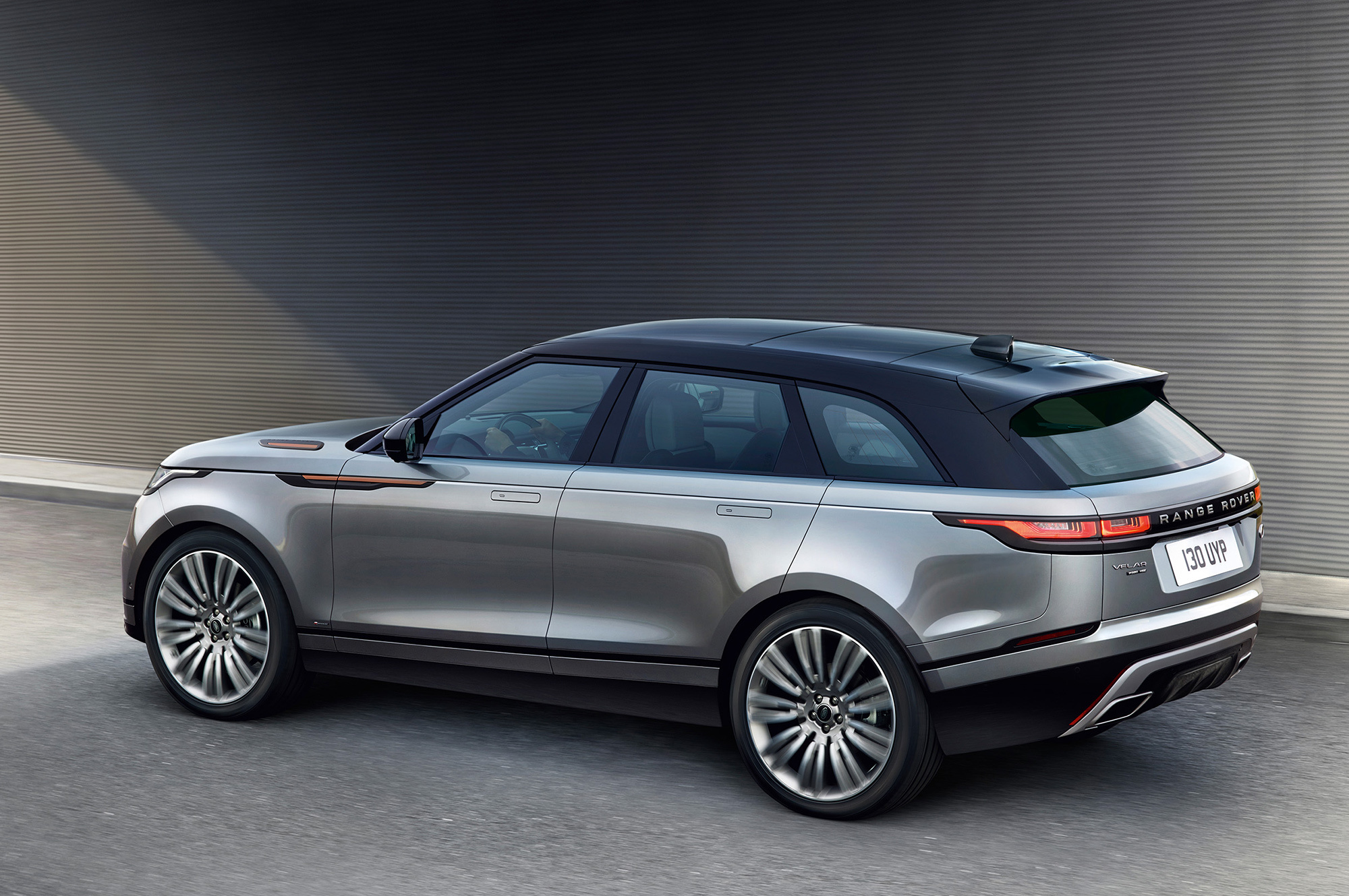 Range Rover Velar HD Wallpaper