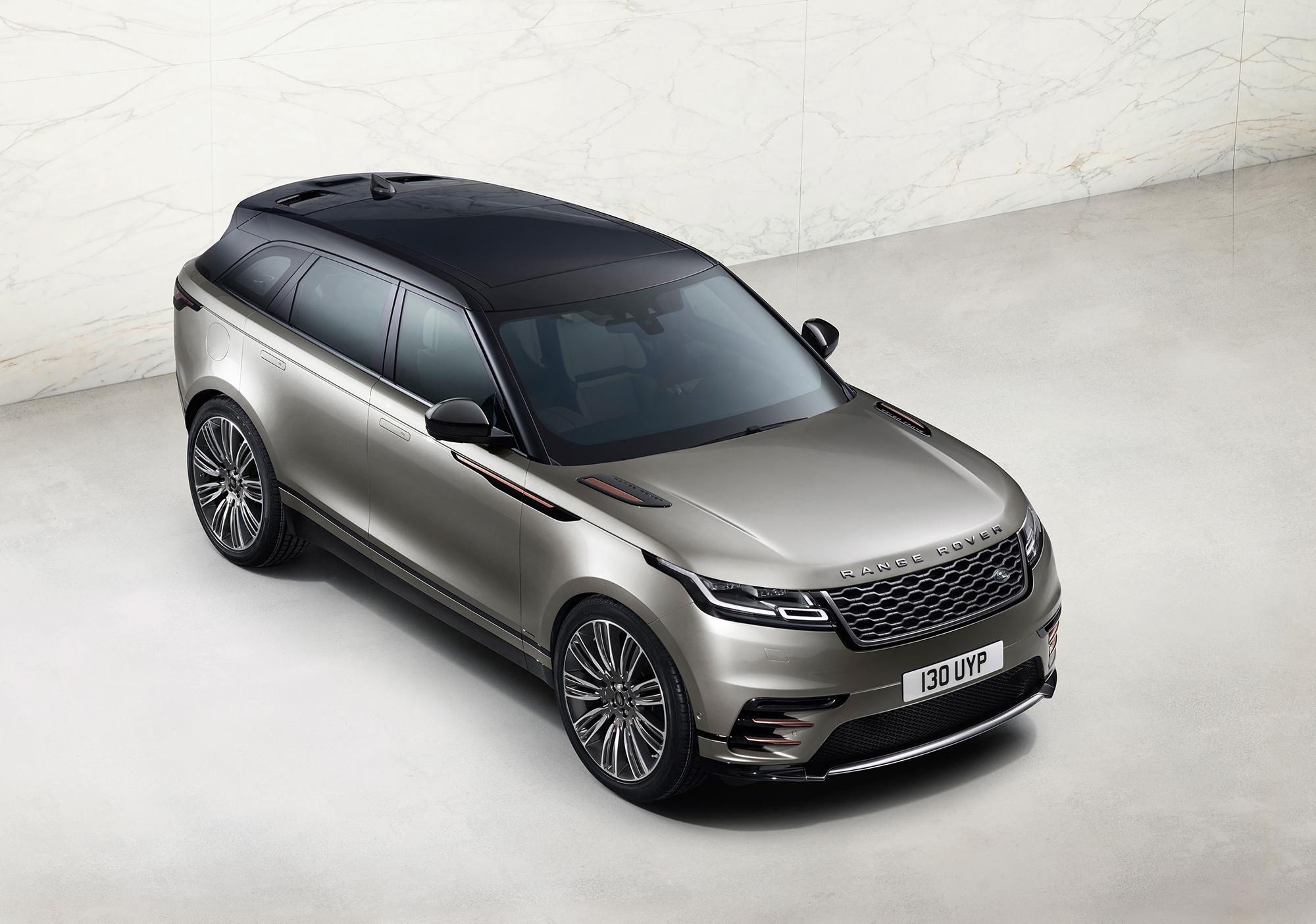 Range Rover Velar High Definition Wallpapers