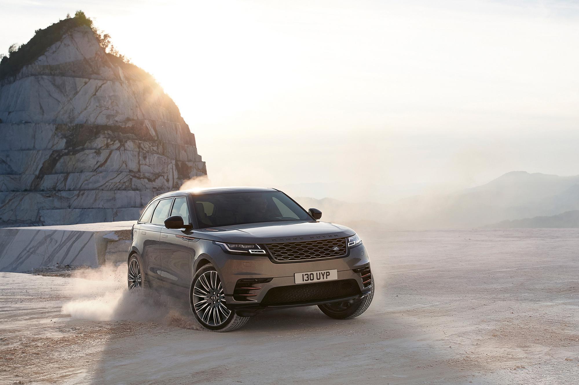 Range Rover Velar High Definition