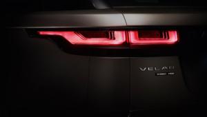 Range Rover Velar Images