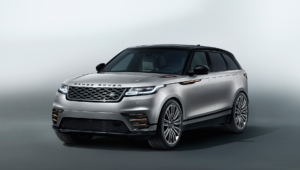 Range Rover Velar Photos