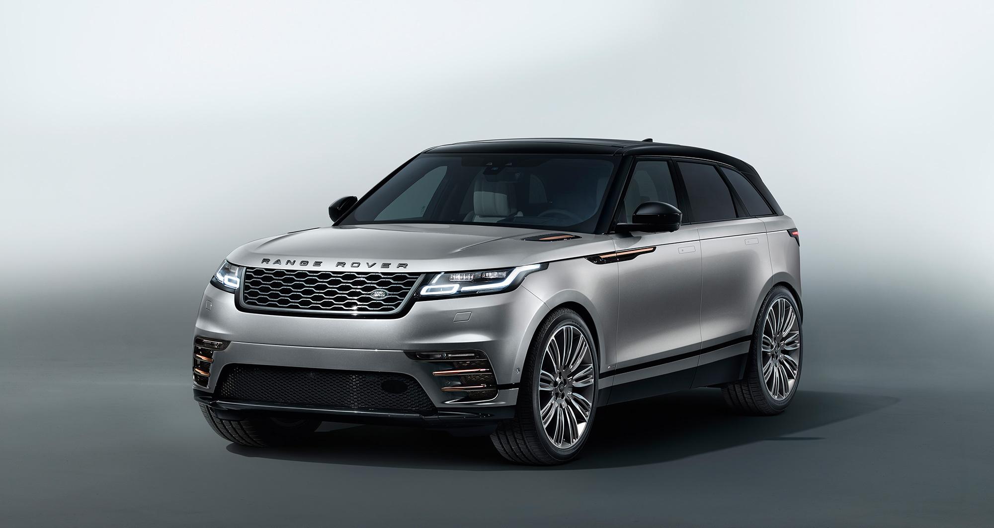 Range Rover Velar Photos