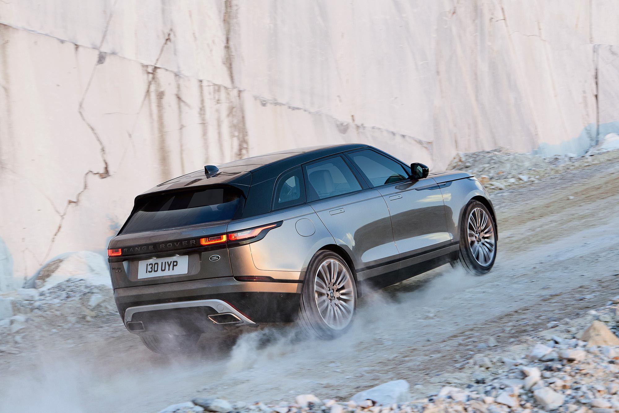 Range Rover Velar Wallpaper For Laptop