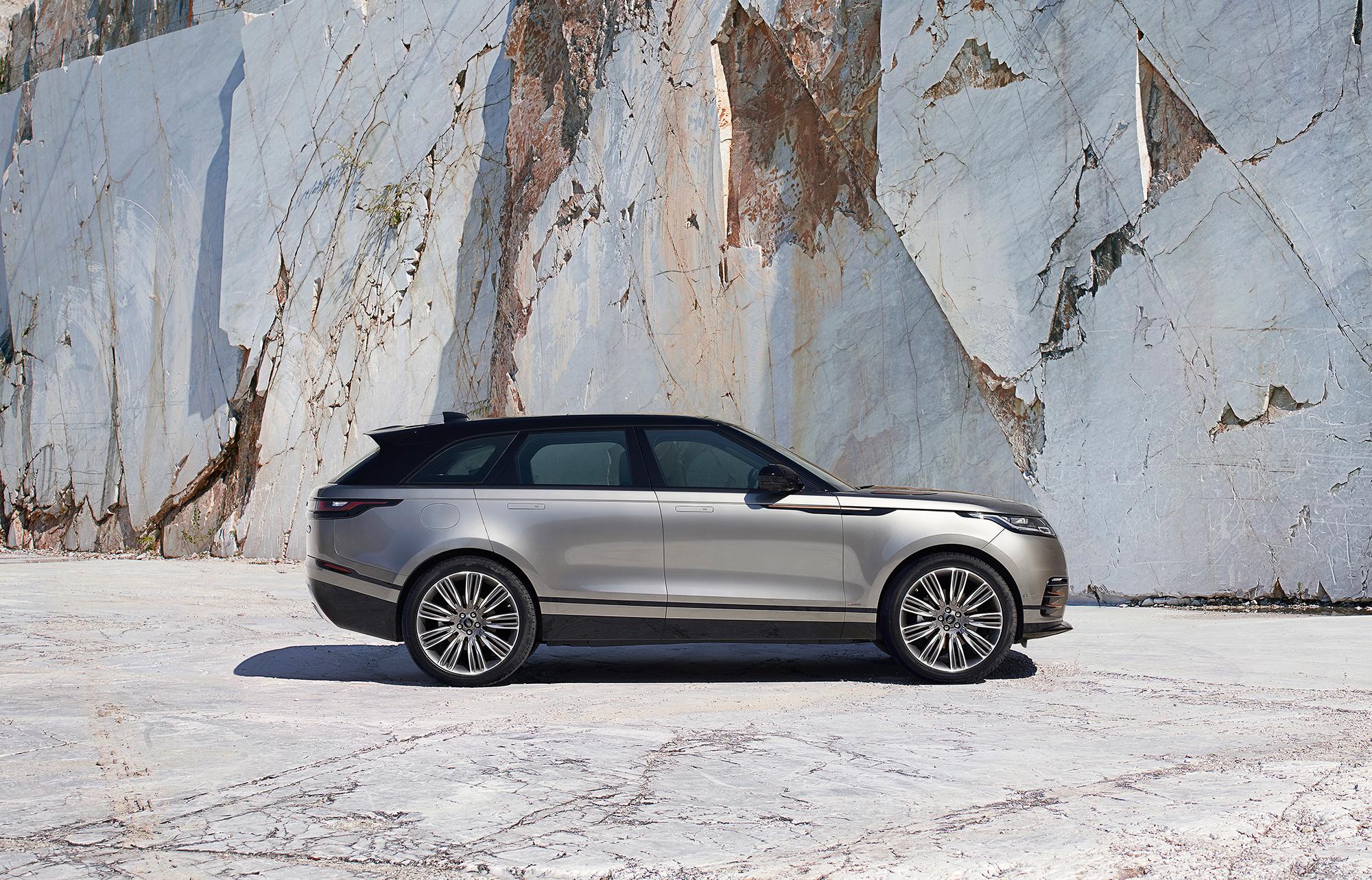 Range Rover Velar Wallpapers HD