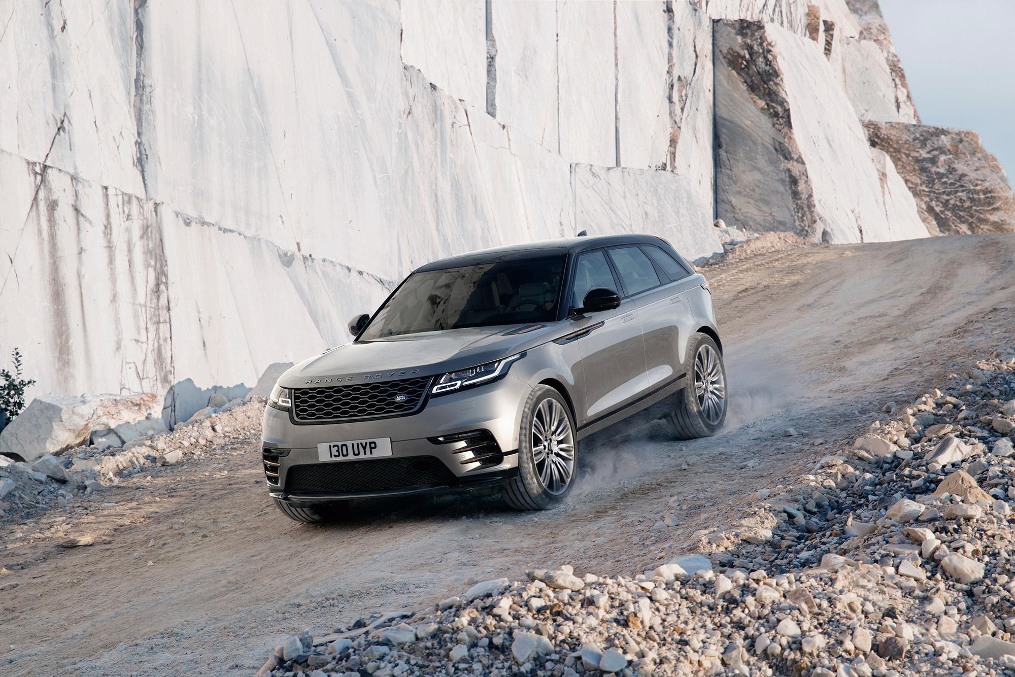 Range Rover Velar For Desktop
