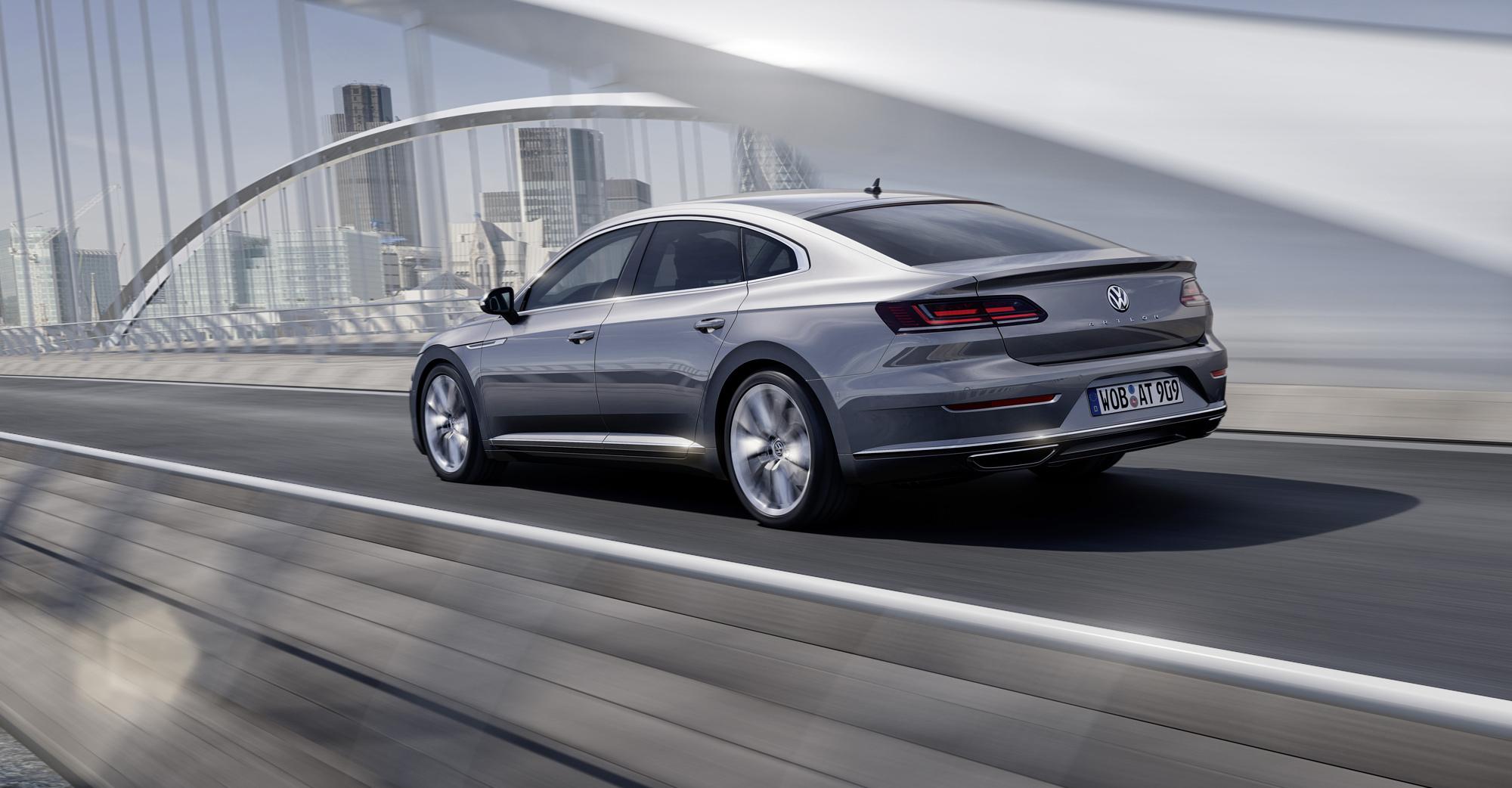 Volkswagen Arteon HD Background