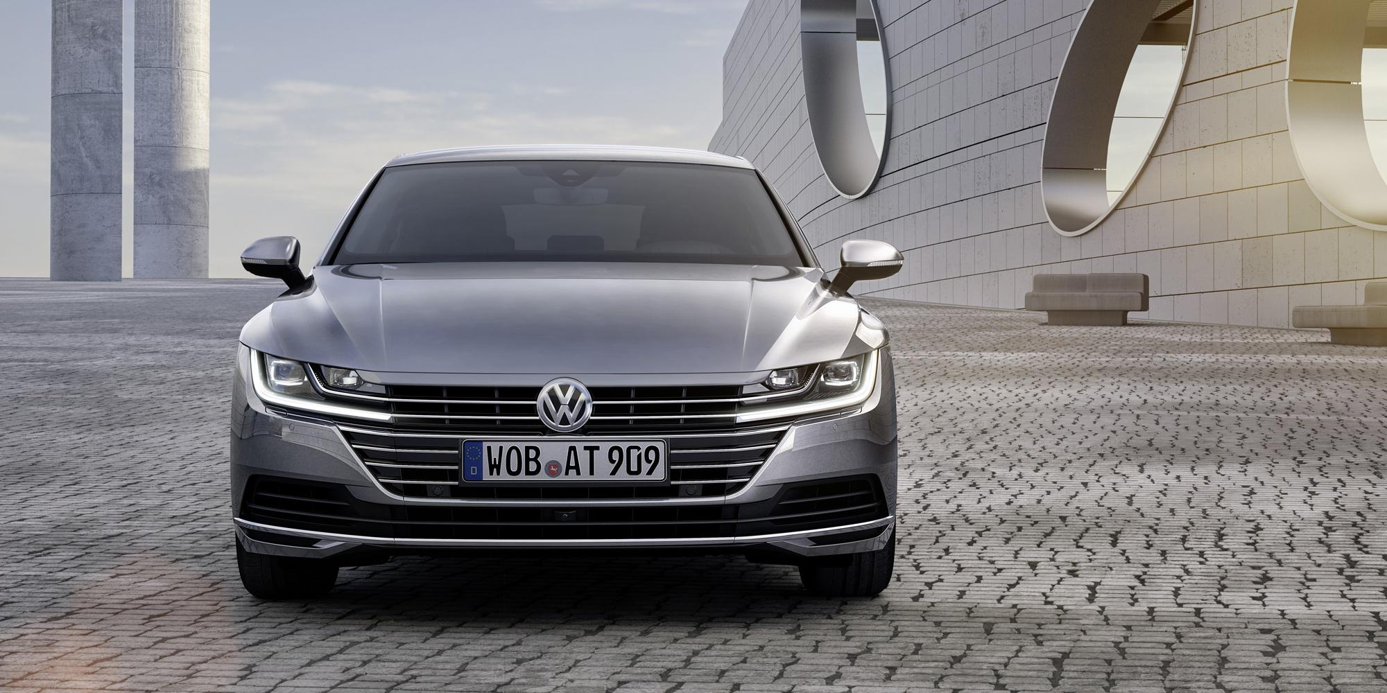 Volkswagen Arteon HD Wallpaper
