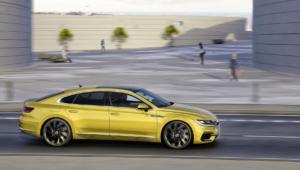 Volkswagen Arteon Pictures
