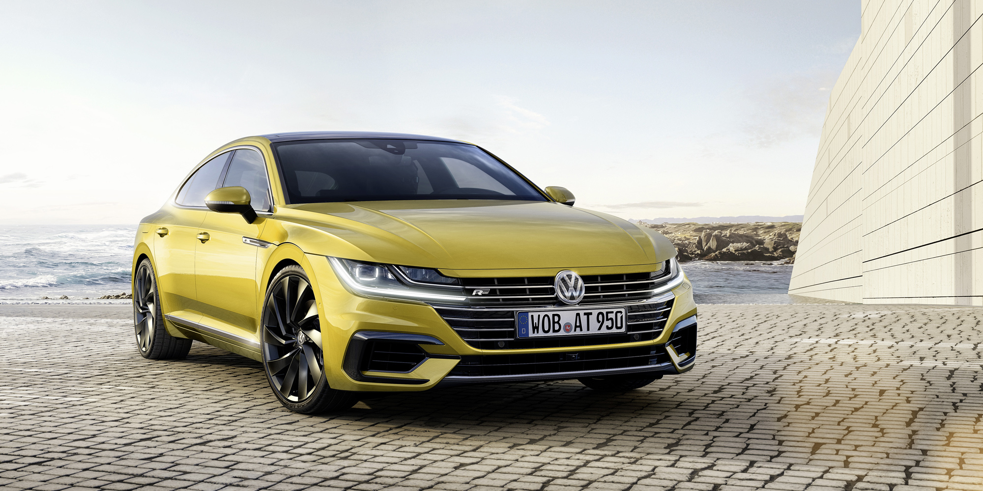 Volkswagen Arteon Wallpapers