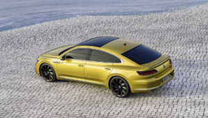 Volkswagen Arteon Widescreen