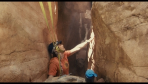127 Hours Background