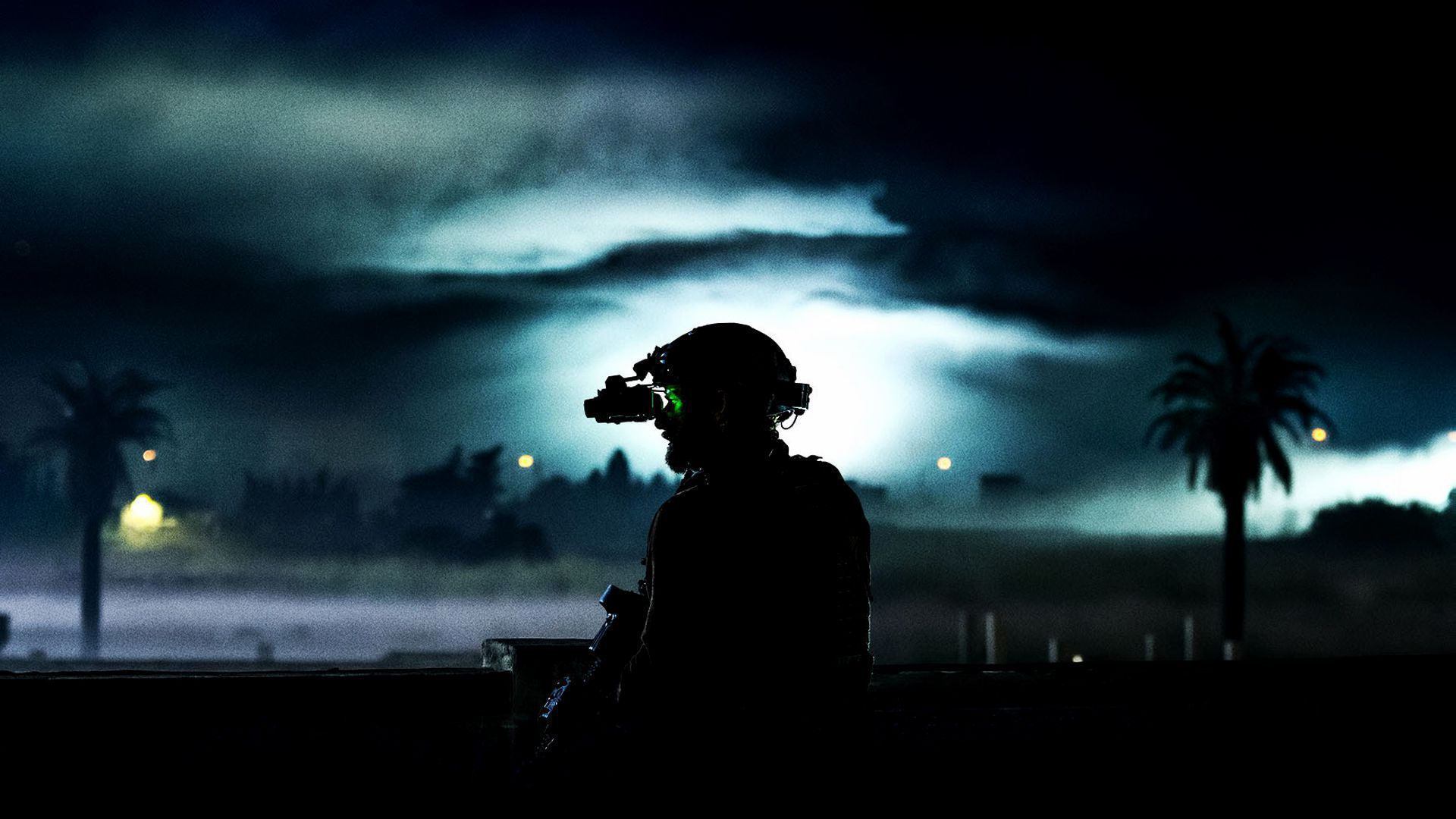 13 Hours The Secret Soldiers Of Benghazi Background