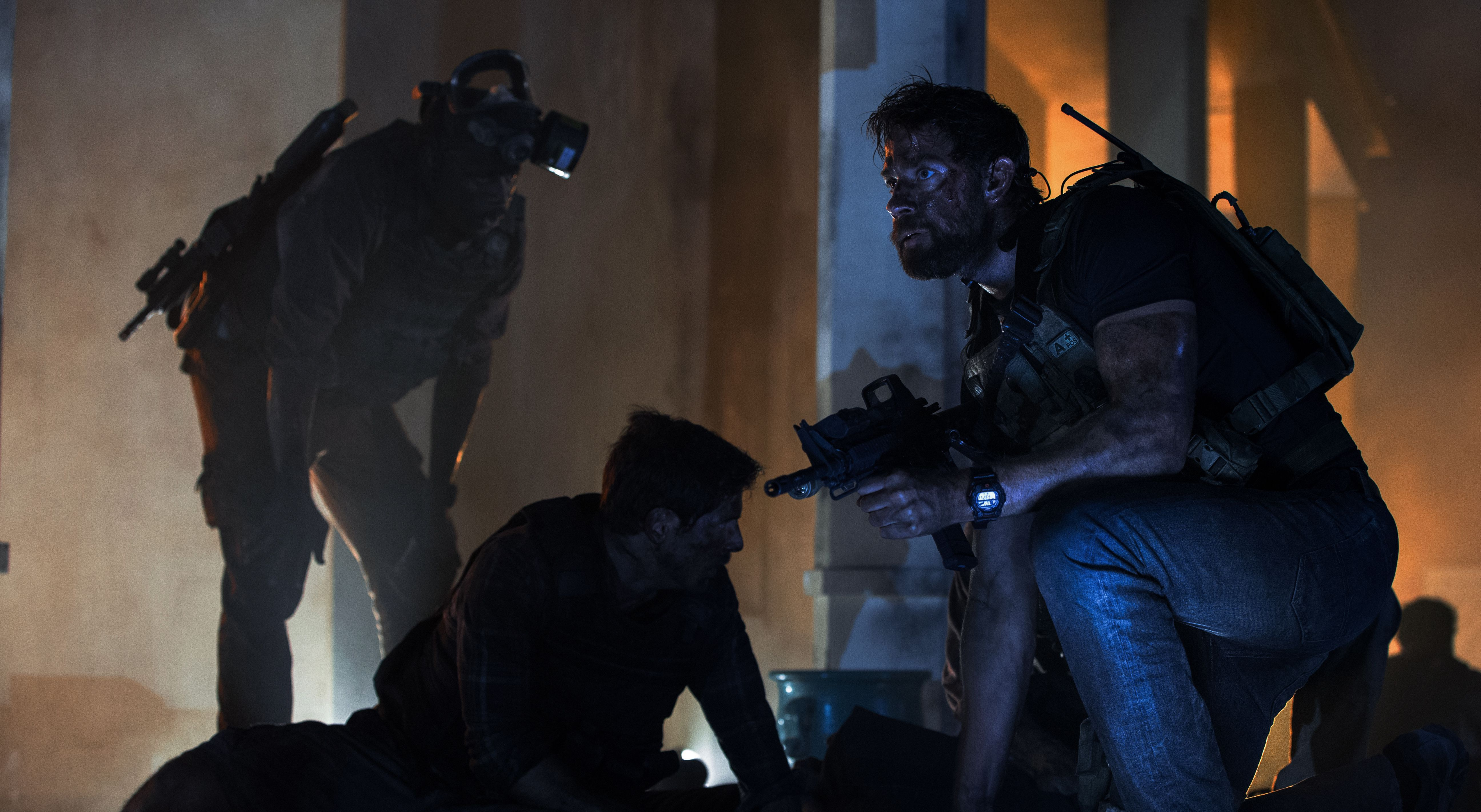 13 Hours The Secret Soldiers Of Benghazi High Definition Wallpapers