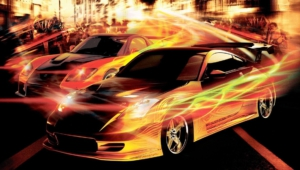 2 Fast 2 Furious Background
