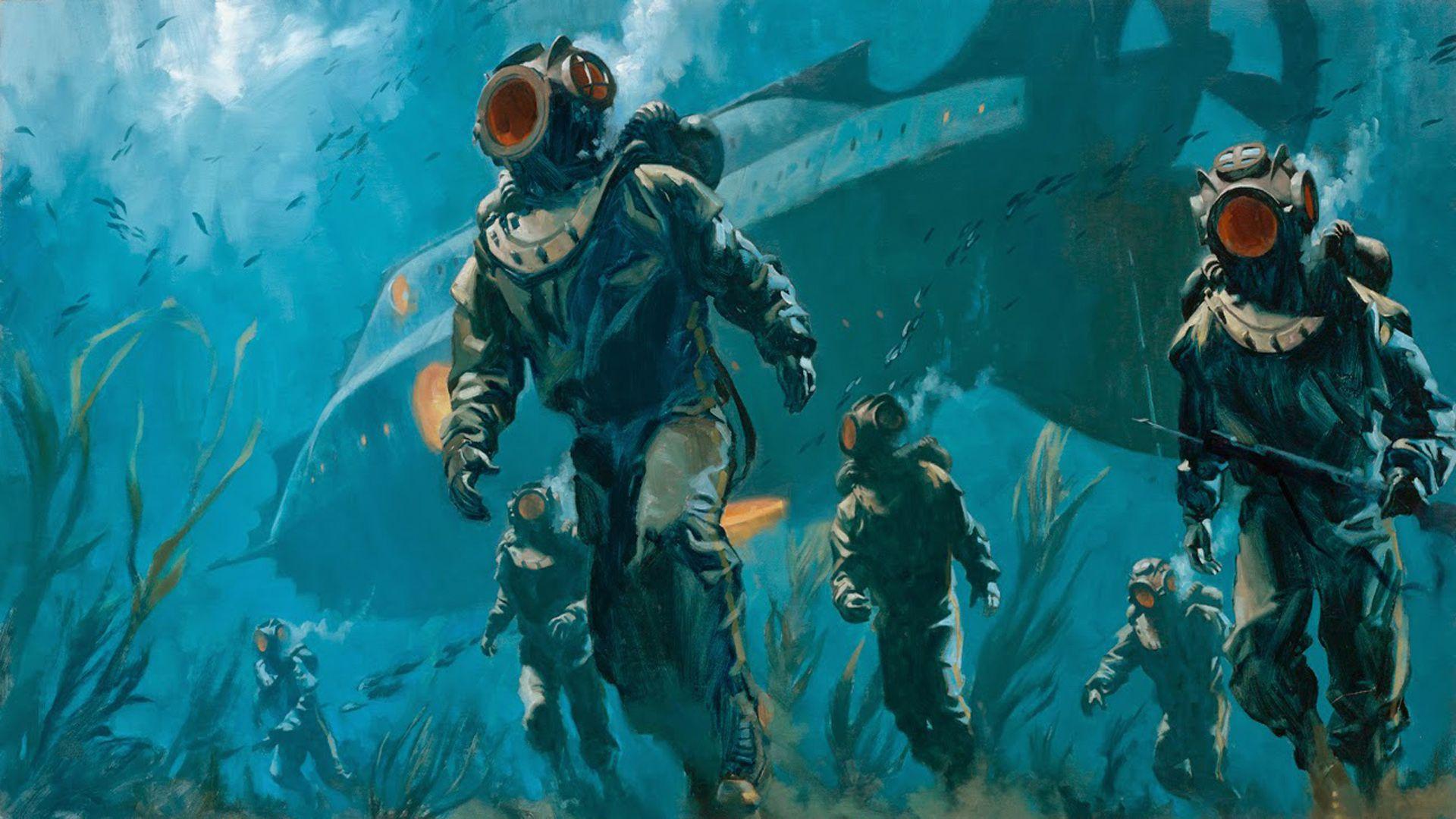 20,000 Leagues Under The Sea Images