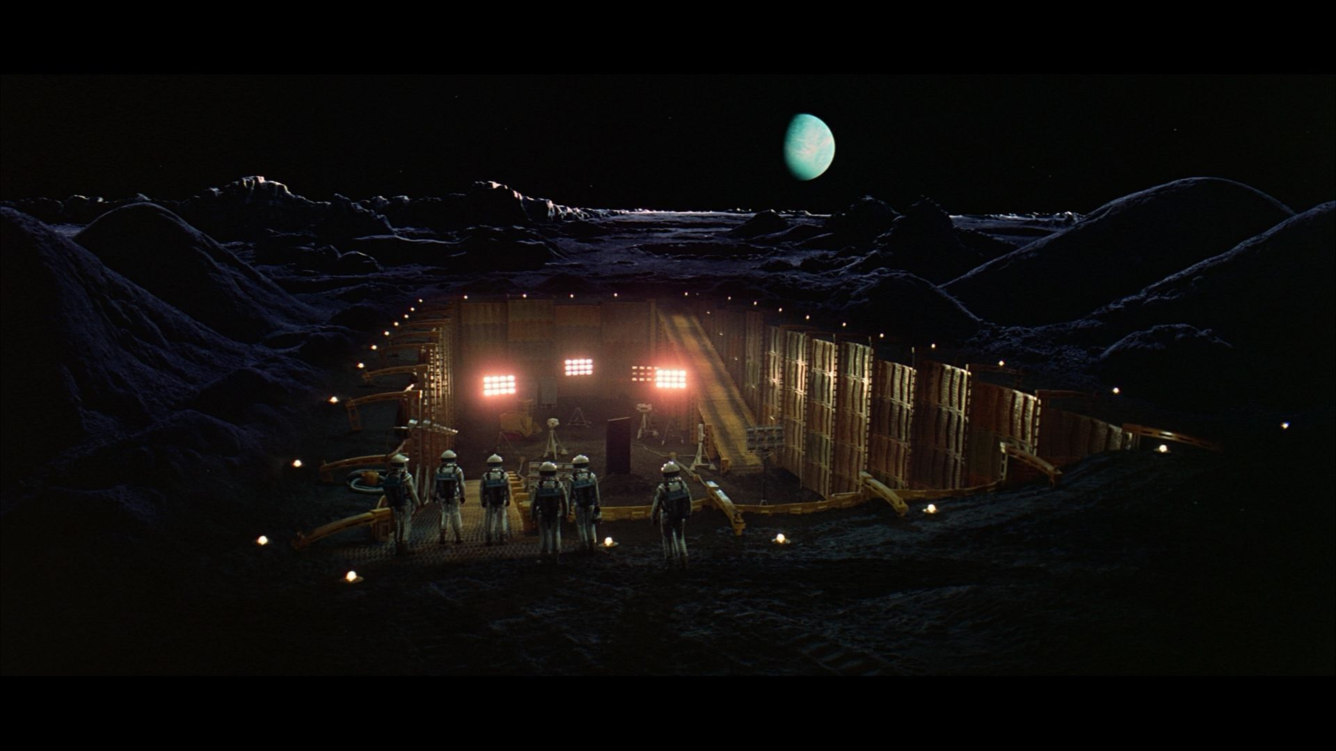 2001 A Space Odyssey Game