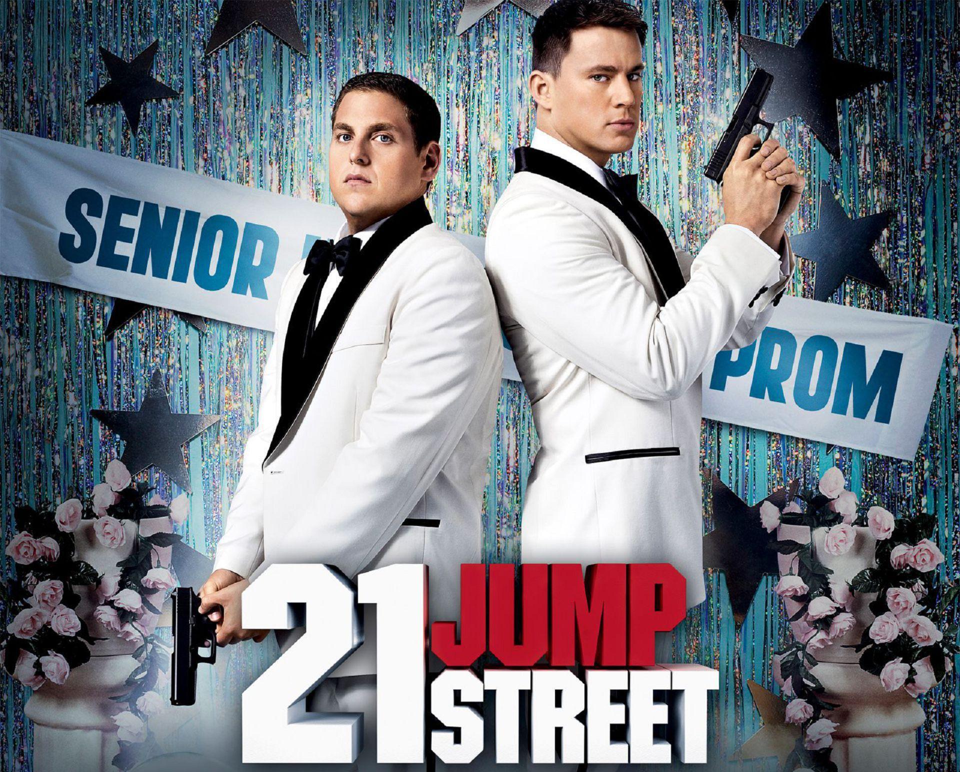21 Jump Street Wallpaper